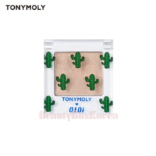 TONYMOLY Eyetone Single Shadow (Gliter) [Oioi Edition] 1.7g,TONYMOLY,Beauty Box Korea